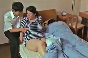 Chubby Mature Woman Yuzu Ogura Gets Her Asian Pussy Toyed To Orgasm