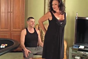 Mom Son Playing Strip Poker Porn Videos