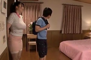 Exotic Japanese Model In Horny Nipples Threesome Jav Movie
